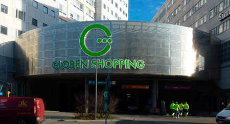 Globen Shopping