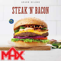 Steak´n´bacon