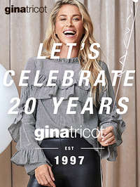 Let´s celebrate 20 years